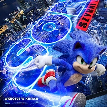 Sonic. Szybki jak błyskawica